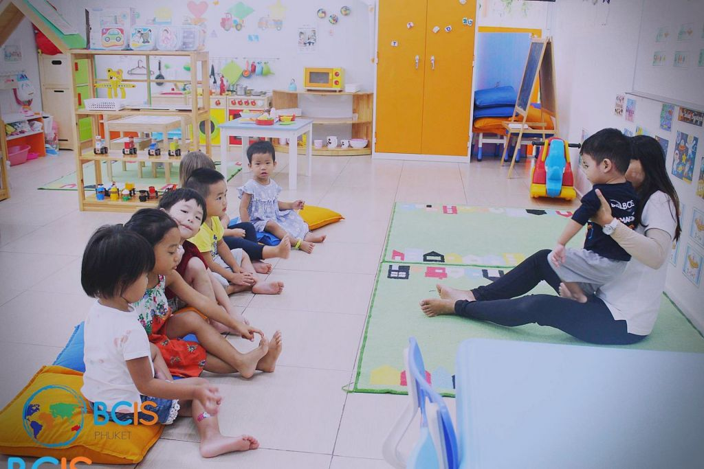 Phuket International School | Berda Claude International School, Phuket